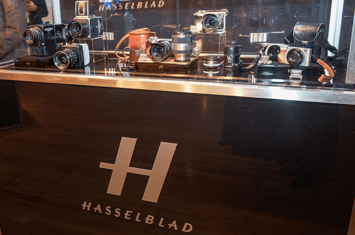 Hasselblad Luxury Tech Show