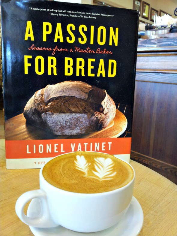 A Passion for Bread Cookbook with Lionel Vatinet