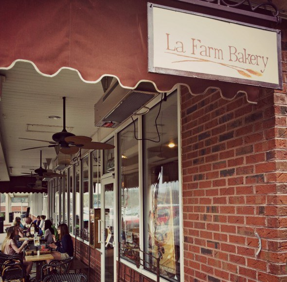 La Farm Bakery, a French Bakery in Cary, N.C.