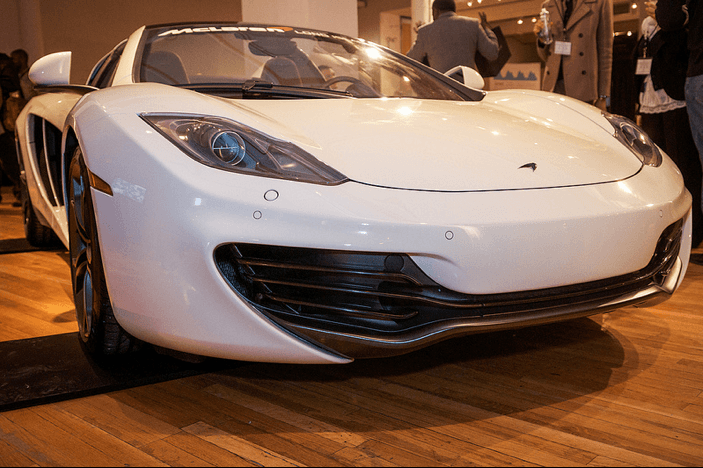 McClaren Luxury Tech Show