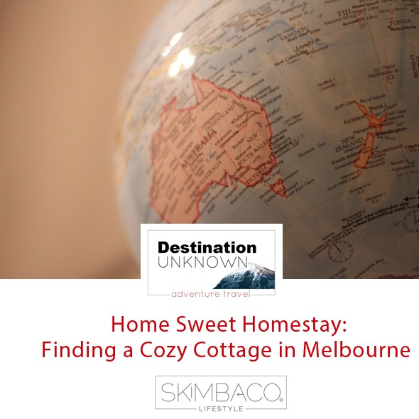 Home Sweet Homestay I @SatuVW I Skimbaco Lifestyle