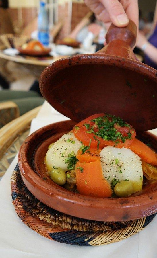 Food in Morocco. Travel photo by Katja Presnal @skimbaco