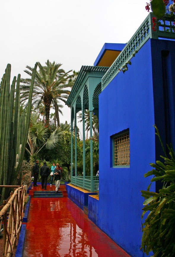 jardin-majorelles-museum-building