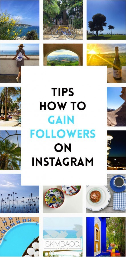 Tips how to gain followers on Instagram by @skimbaco http://instagram.com/skimbaco