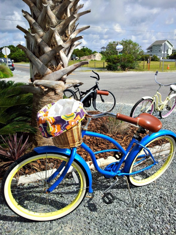 Topsail Beach Bicycles
