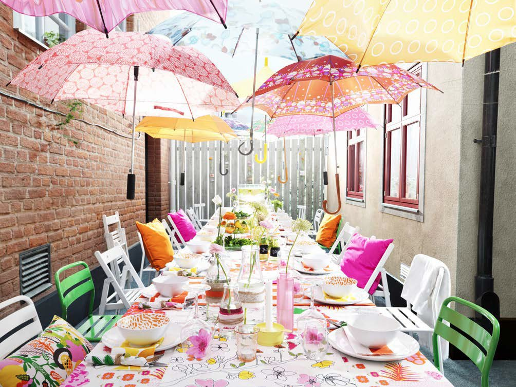 Backyard Party Decorating Ideas On A Budget