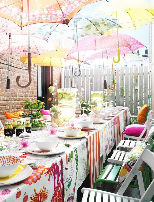10 Ideas for Outdoor Parties from IKEA - Skimbaco ...