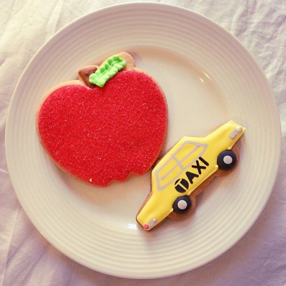 nyc taxi cookie