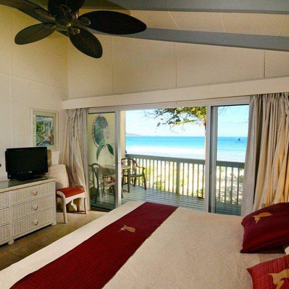 Long Bay Beach Club in Tortola, BVI