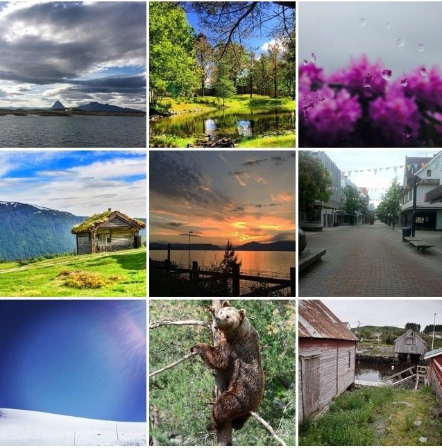 visit norway in instagram