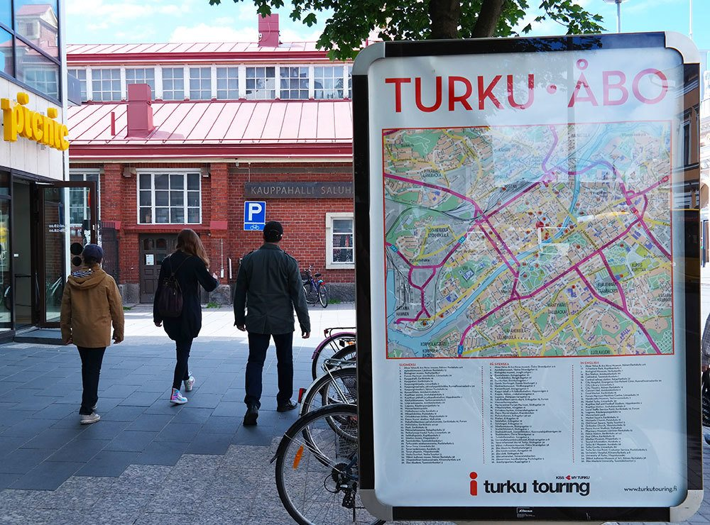 Visit Turku, Finland. Travel photo by Katja Presnal | @skimbaco
