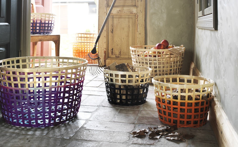 GADDIS baskets ikea from the 2015 IKEA catalog