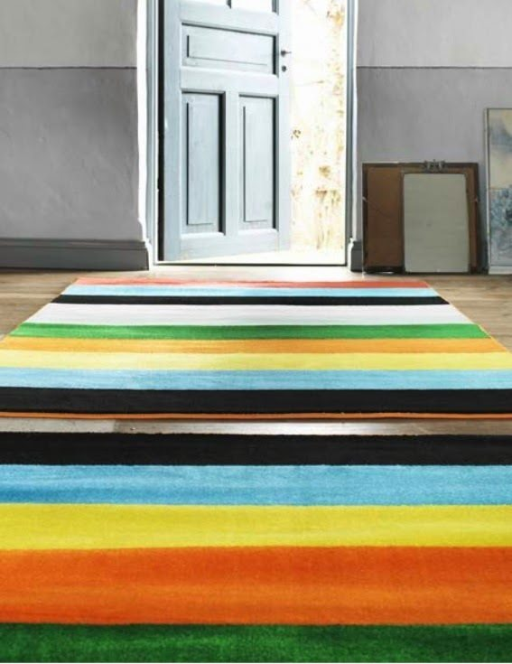 RANDERUP rug from the 2015 IKEA catalog