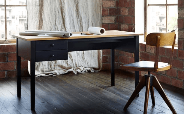 ARKELSTORP desk $189 from the 2015 IKEA catalog