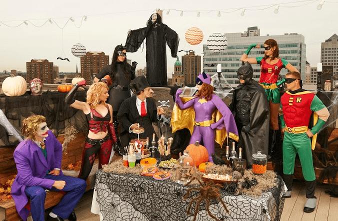 Halloween 2014 Costume Trends
