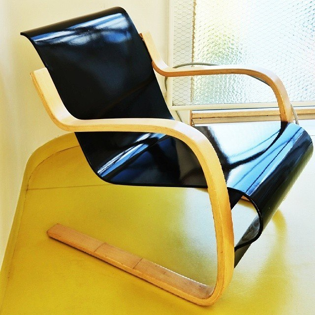 Scandinavian Design Highlight Alvar Aalto Paimio Chair