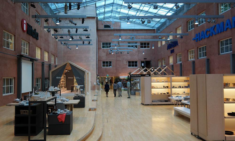 Arabia Factory visit in Helsinki, Finland