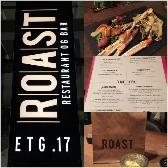 Roast Restaurant in Bodø I @SatuVW I Destination Unknown