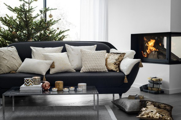 Christmas glimmer Scandinavian way from H&M