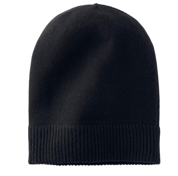 cashmere beanie hat from uniqlo