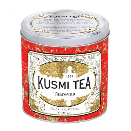 kusmi tsaverna christmas tea