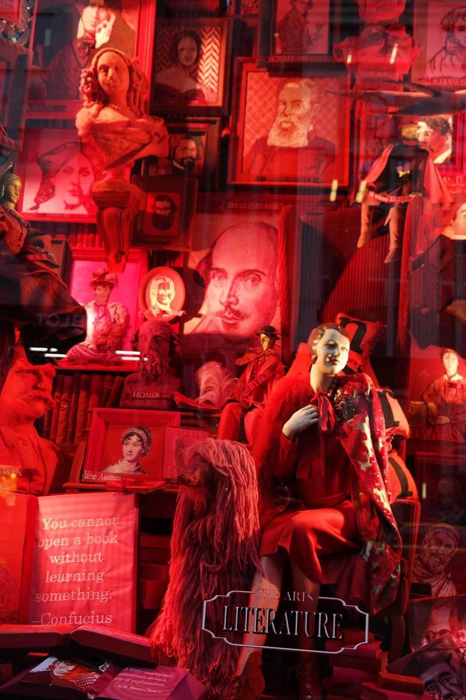 literature-themed-window