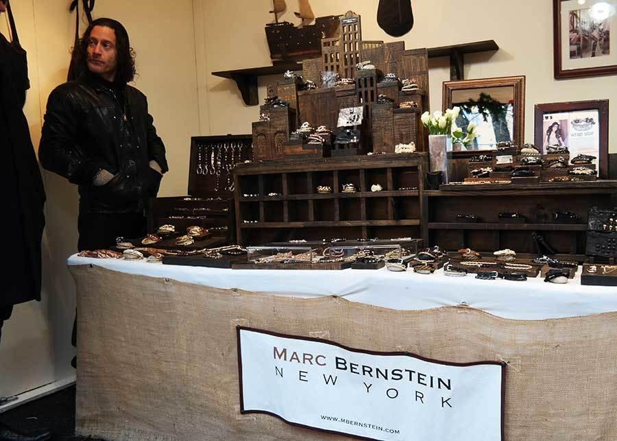 Marc Bernstein New York Jewelry