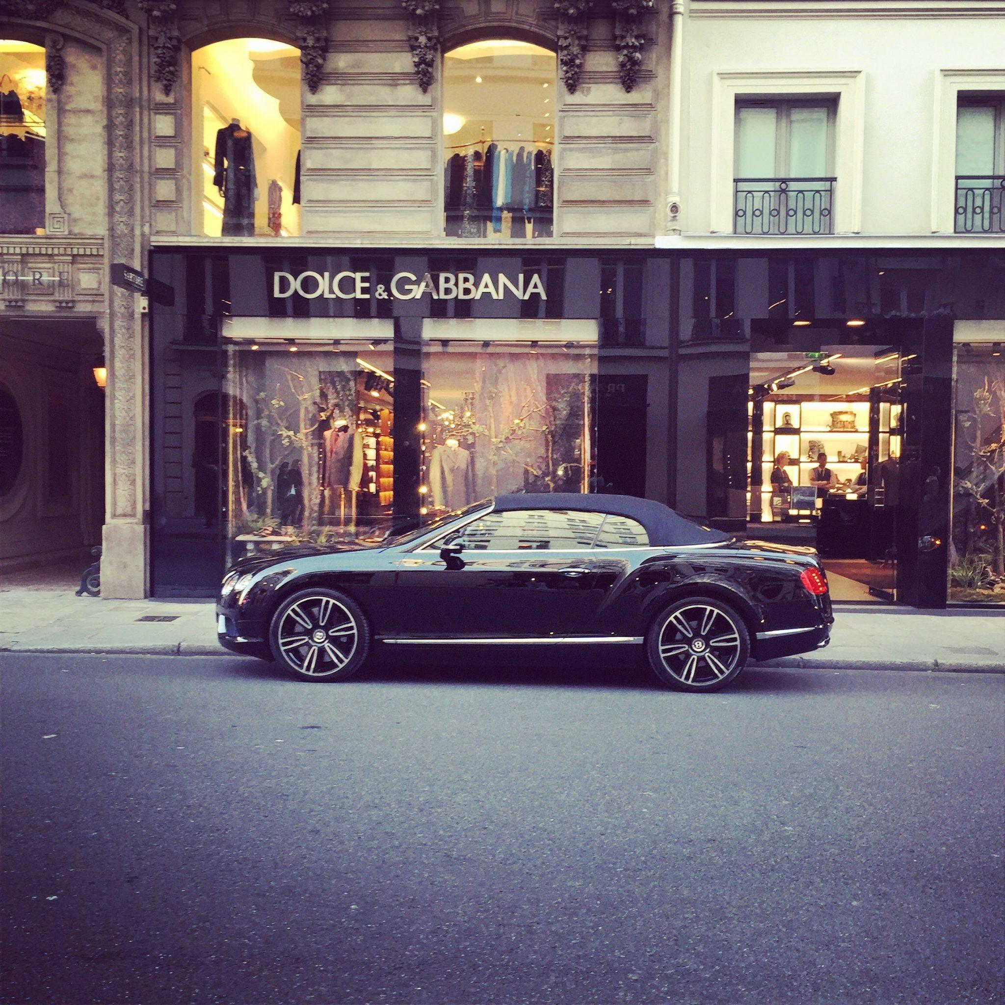 Dolce & Gabbana Paris