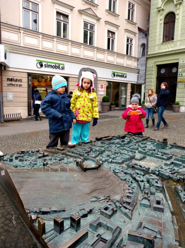Ljubljana with kids