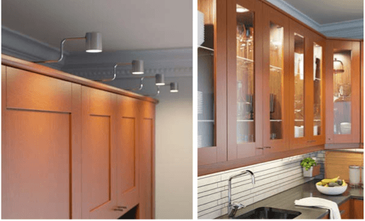 IKEA new lighting system for kitchens