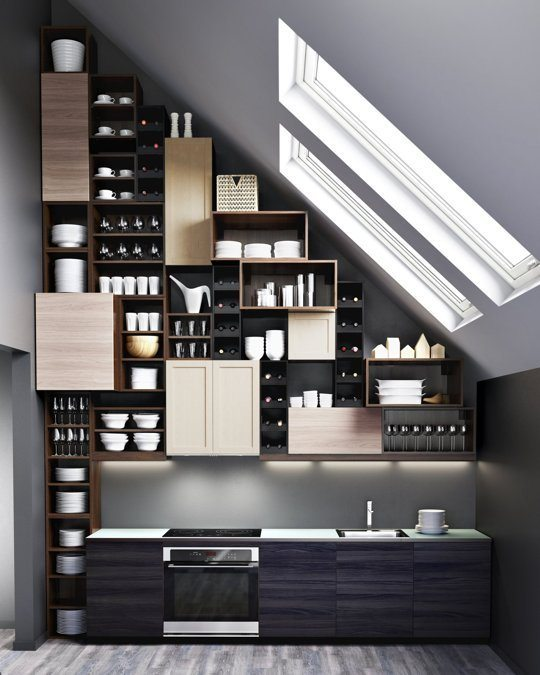 ikea sektion wall unit kitchen