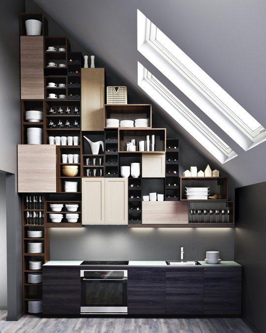 ikea sektion wall unit kitchen