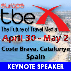 TBEX Spain 2015 Keynote Speaker Katja Presnal