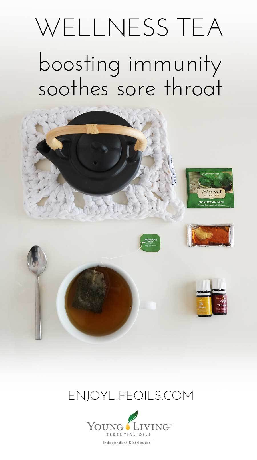 Wellness Tea for Spring (or anytime) to Boost Immunity - Skimbaco ...