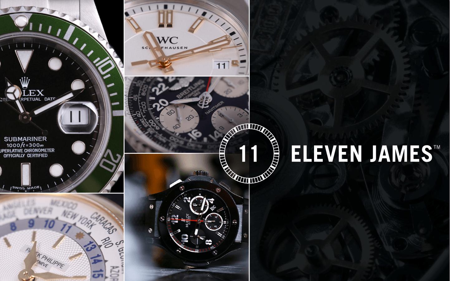 Eleven James Watch Membership