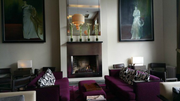 Fitzwilliam Hotel, Dublin, Ireland(1)
