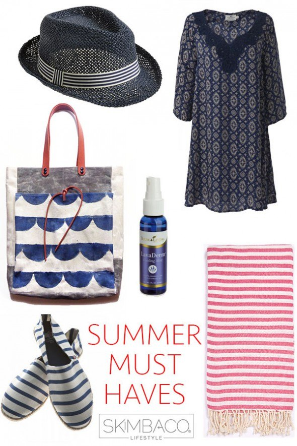Summer must have products as seen at @skimbaco