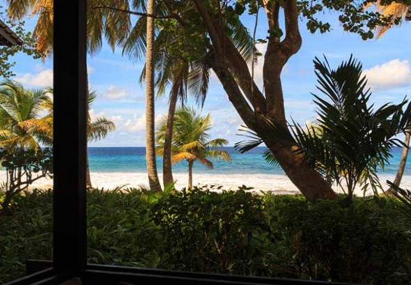 Stunning views from the Renaissance St. Croix Carambola Beach Resort & Spa