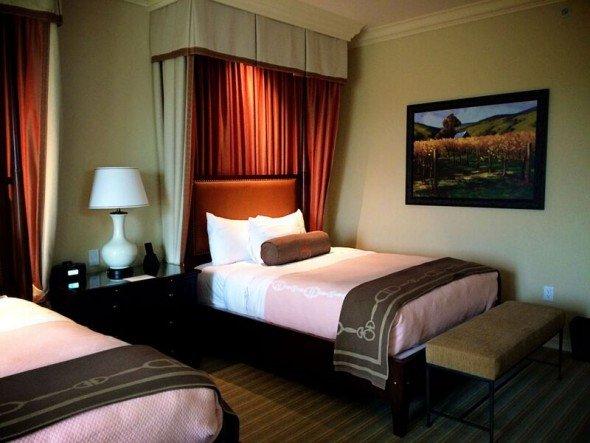 Salamander Resort guest room by Keryn Means