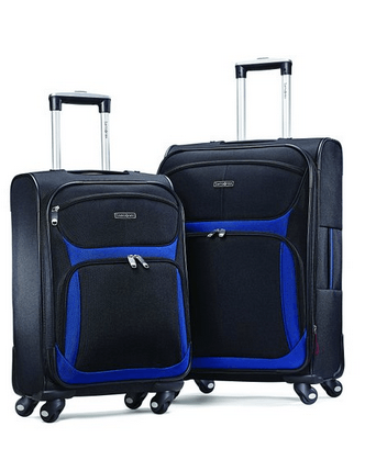 Samsonite luggage deal http://amzn.to/1V3Hh36