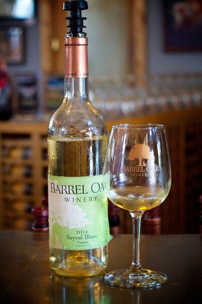 barrel oak winery by Keryn Means