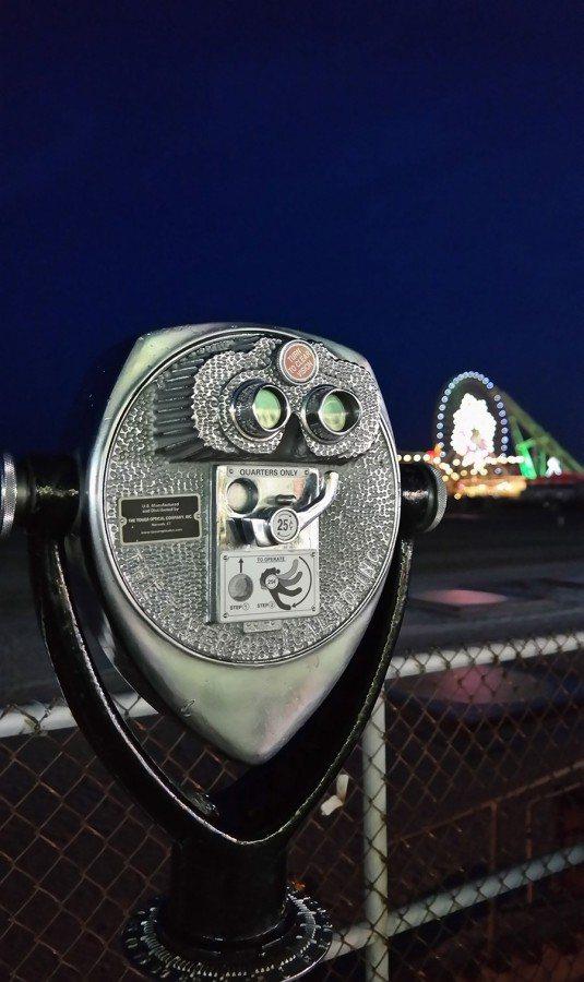 Morey's Piers, Wildwood, New Jersey. Photo by Katja Presnal @skimbaco
