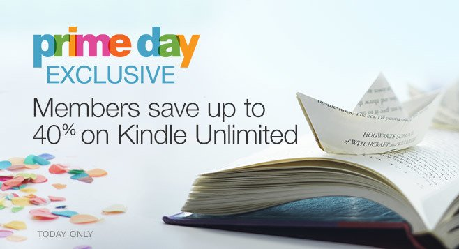 prime day deal kindle