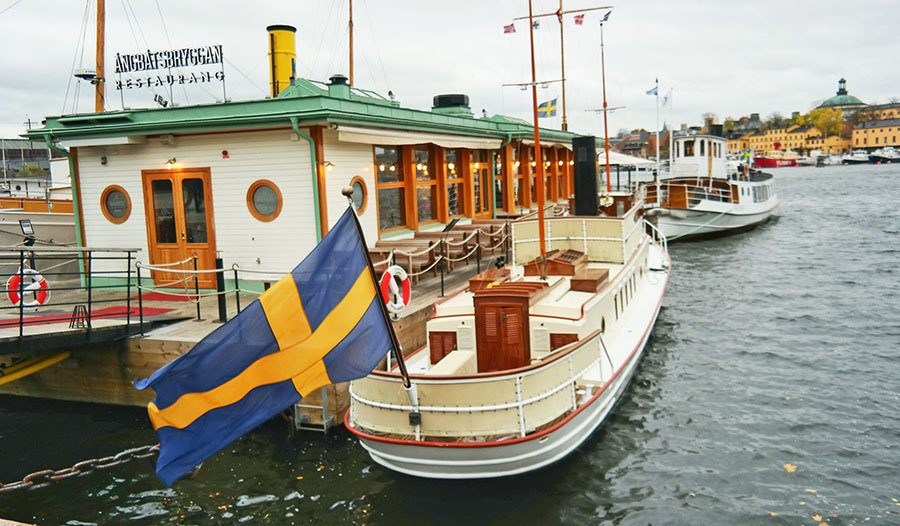 Stockholm shore | Travel feature by @skimbaco