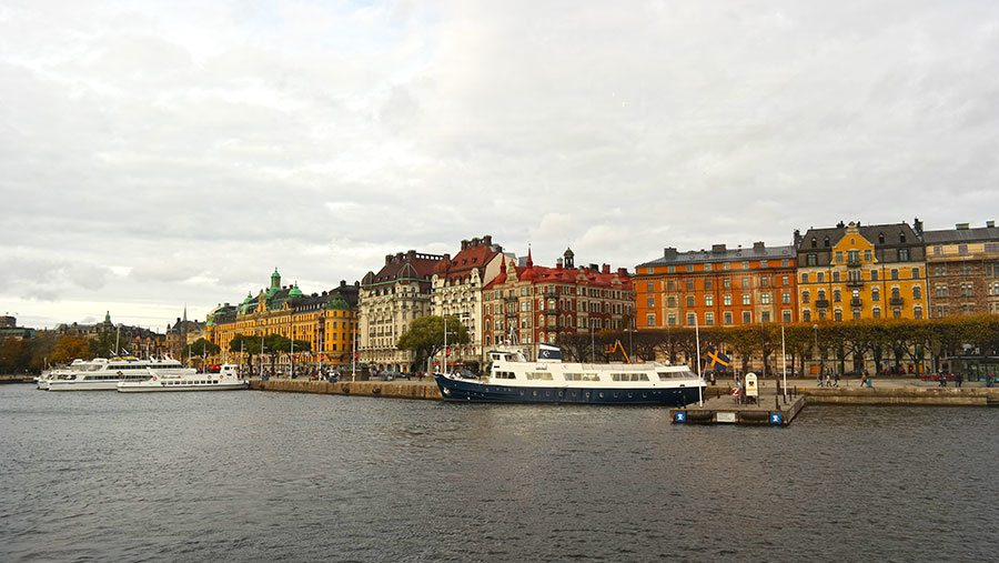 Stockholm, Sweden, via @skimbaco