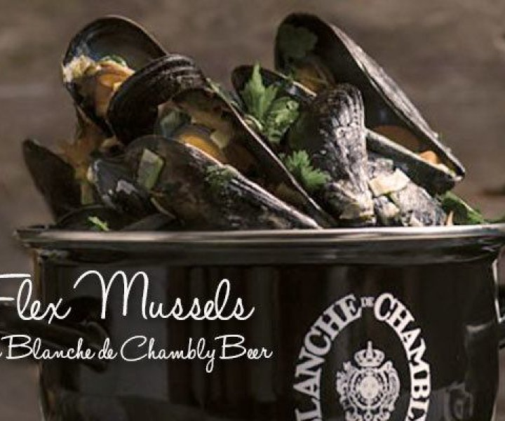 Global Kitchen Flex Mussels A La Blanche De Chambly Beer Recipe