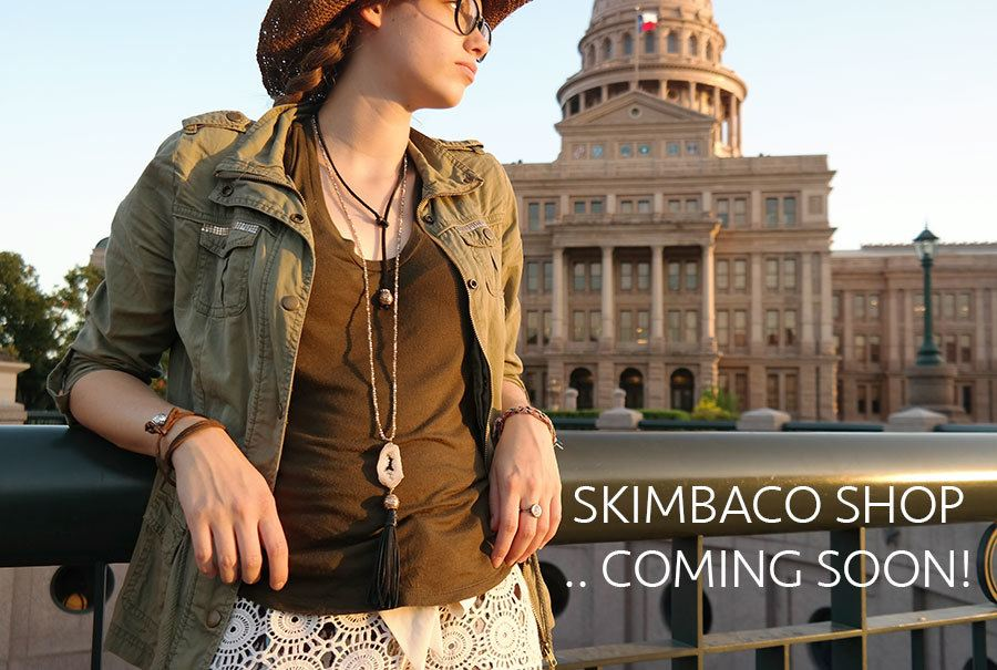 Skimbaco Shop - opening soon! Meanwhile shop at http://www.skimbacoshop.com