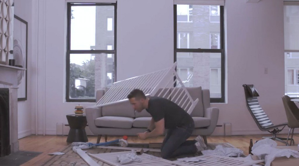Ryan Reynolds Is Life the Rest of Us Trying to Put Together an IKEA Crib