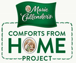 comforts from home logo