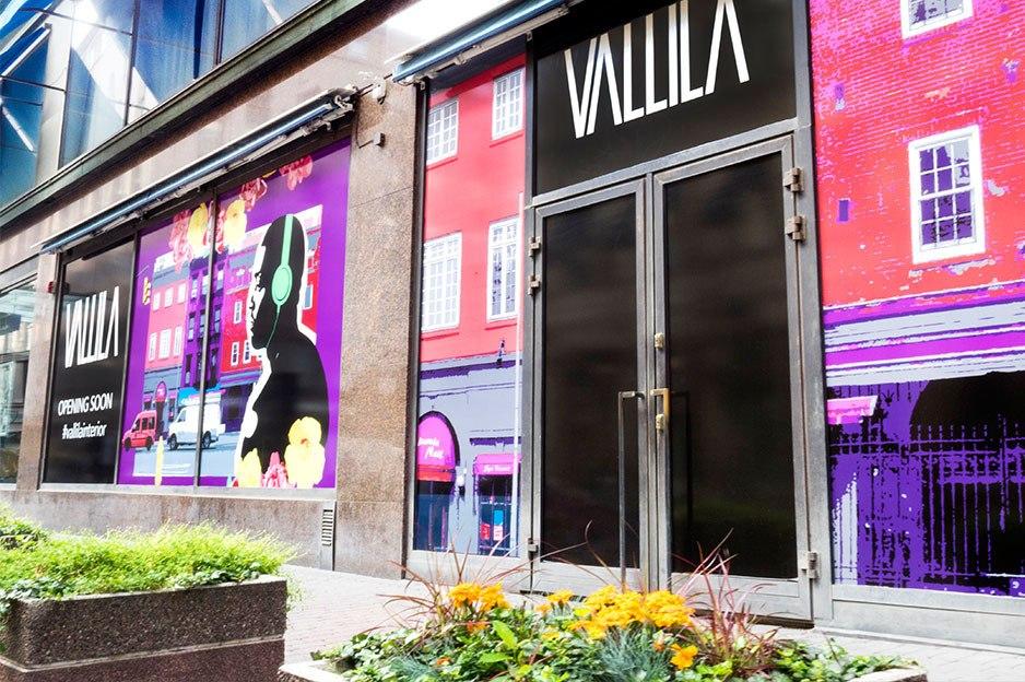 Vallila opens a store in Helsinki
